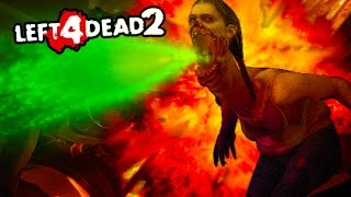 Download PLAYING AS THE INFECTED! (Left 4 Dead 2!) Video