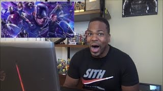 Download Avengers: Endgame Is Getting Re-Released with NEW FOOTAGE!!! Video