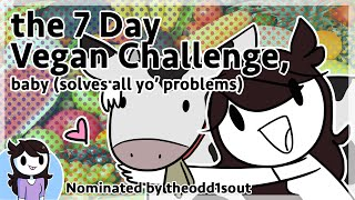Download 7 Day Vegan Challenge, baby (solves all yo' problems) | Nominated by theodd1sout Video