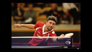 Download Michael Maze - Master Of Lob And Sidespin (Table Tennis Legend) Video