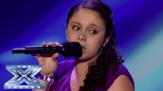 Download Simone Torres - Revs Up with ″Mustang Sally″ - THE X FACTOR USA 2013 Video