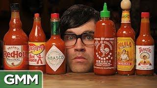 Download The Blind Hot Sauce Taste Test Video
