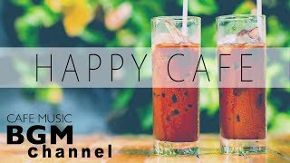 Download Happy Cafe Music - Jazz & Bossa Nova Music - Instrumental Music For Study, Work, Relax Video