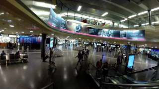Download Finding the Train Station in Zurich Airport, from Arrival 1 Video