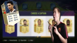 Download MESSI VS RONALDO FUT DRAFT | FIFA 18 Video