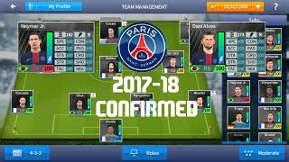 Download PSG 2017-2018 Dream League Soccer 2017 With 100 power Video