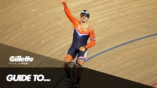 Download Guide to Track Cycling with Jeffrey Hoogland | Gillette World Sport Video