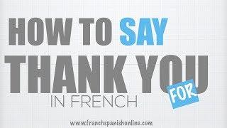 Download Merci pour or Merci de? Video