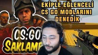 Download ALP EKİPLE AWP LEGO SAKLAMBAÇ VE CS GO MODLARINI DENİYORLAR Video