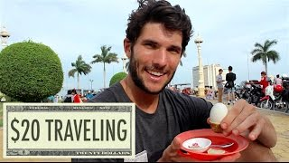 Download Phnom Penh, Cambodia: Traveling for 20 Dollars a Day - Ep 9 Video