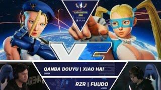 Download Qanba Douyu Xiao Hai vs RZR Fuudo - Capcom Cup 2016 Day 1 Top 16 - CPT2016 Video