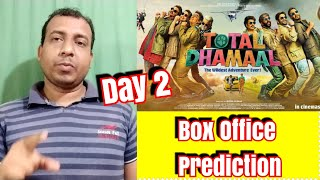 Download Total Dhamaal Box Office Prediction Day 2 Video