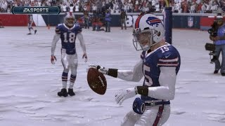 Download Madden 16 Career Mode - Snowy Playoff Debut! Video