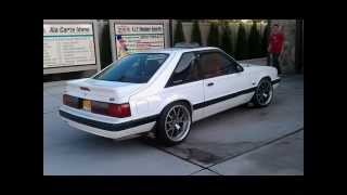 Download 1989 ford mustang lx 5.0 white 5lug fr500 Video