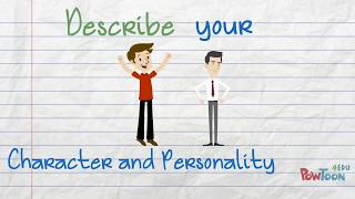Download Describe Your Character and Personality in English Video