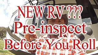 Download Buying A New RV , A Checklist Avoid Nighmares Video