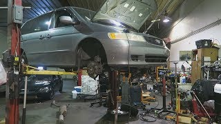 Download Changed the Transmission in the $500 Odyssey Video