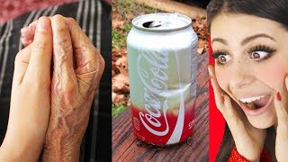 Download UNBELIEVABLE Examples Of Things Being Worn Down Over Time! Video