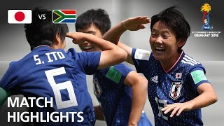 Download Japan v South Africa - FIFA U-17 Women's World Cup 2018™ - Group B Video