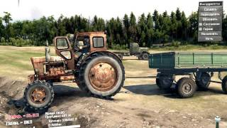 Download SpinTires 2017 Т- 40 Video