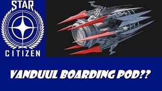 Download Star Citizen: Vanduul Boarding Pod?! Video