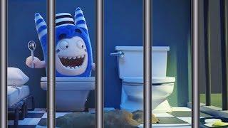 Download Oddbods NEW Episodes - PRISON BREAK | Funny Cartoons For Children | Oddbods & Friends Video
