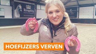 Download Hoefijzers verven | PaardenpraatTV Video