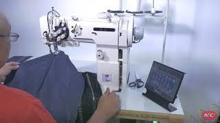 Download Decorative Stitch Sewing Machine Upholstery Sewing Machine Video