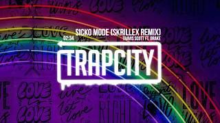 Download Travis Scott - SICKO MODE ft. Drake (Skrillex Remix) Video