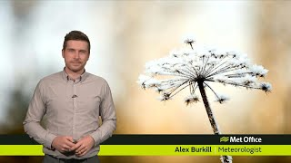Download Saturday evening forecast 16/12/17 Video