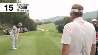 Download Ian Poulter v Justin Rose Match Play Video