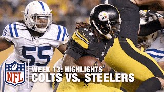 Download Colts vs. Steelers | Week 13 Highlights | NFL Video