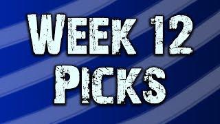 Download Week 12 NFL Picks Video