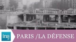 Download Les grands travaux de Paris et La Défense en 1966 - Archive INA Video