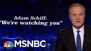 Download Adam Schiff: President Trump Acting AG Appt. Appears To Violate Constitution | The Last Word | MSNBC Video