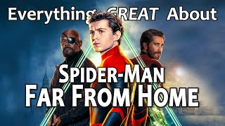 Download Everything GREAT About Spider-Man: Far From Home! Video