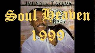 Download Johnnie Taylor ~ Soul Heaven Video