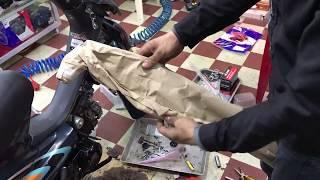 Download Khui hàng pô wave 110 đít đen, hàng honda thailand - vyquan5.vn Video