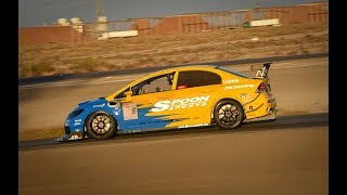 Download GTA Super Lap Battle 2017 - Spoon Sports Civic & New Type R Video