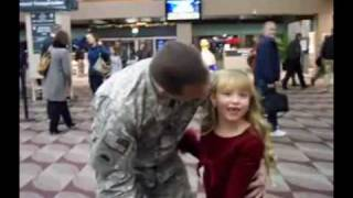 Download Soldier homecoming surprise mix Video