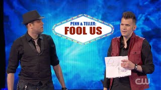 Download Penn & Teller Fool Us | Joel Meyers & Spidey Video