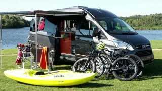 Download Ford Transit Custom Camper Auto Campers Multi Recreational Vehicle MRV Video