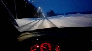 Download Красота зимней дороги, Сибирь! Video