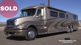 Download SOLD - Stock #6367 IWS Motor Coaches 2006 Dynamax Grand Sport Stock Exterior Video