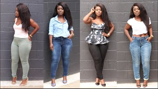 Download LOOKBOOK | JEANS FOR CURVY GIRLS Video