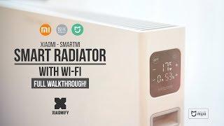 Download Xiaomi SmartMi - Smart Radiator - It not only looks HOT! Video