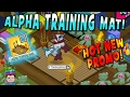 Download ALPHA TRAINING MAT - BRAND NEW EXCLUSIVE PROMO DEN ITEM!! Video