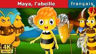 Download Maya l'abeille | Histoire Pour S'endormir | Contes De Fées Français Video