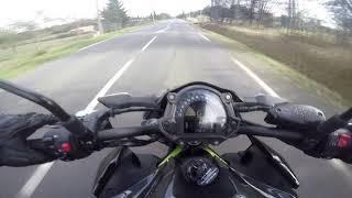 Download Kawasaki Z900 0 a 100km/h Video