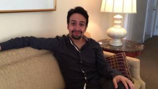 Download Lin-Manuel Miranda dishes 'Moana,' 'Hamilton,' and possibly joining EGOT club with Oscar win Video